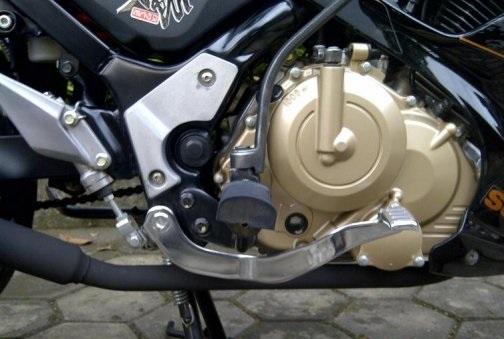Kredit Motor Suzuki Satria Fu Tanpa Dp
