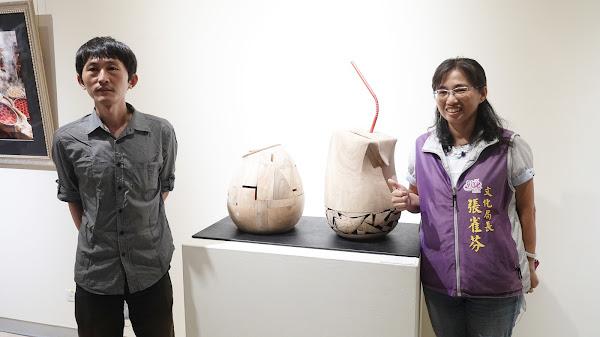 彰化縣磺溪美展 138位得獎作品在縣立美術館
