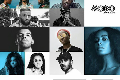 STARBOY TING! Wizkid Nominated For Best International Act And Best African At For 2017 MOBO Awards