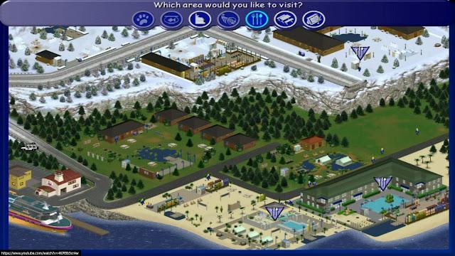 Complejo Vacacional Los Sims Vacaciones