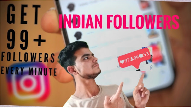 Instagram followers Indian