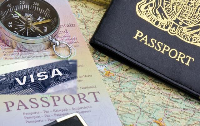 Xin visa đi công tác Jordan