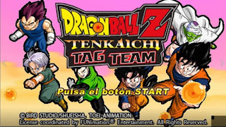 DBZ TTT MOD LATINO NUEVO ISO INCREÍBLE [FOR ANDROID Y PC PPSSPP]+DOWNLOAD/DESCARGA