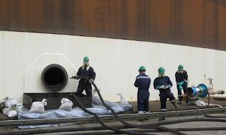 h salah satu tahap pengedockan ketika kapal repair Kabar Terbaru- TANK CLEANING PADA KAPAL