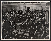 On December 26, 1941, Churchill for the first time gave a speech in the United States Congress