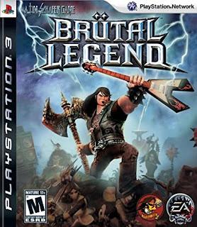 Brutal Legend PS3 Torrent