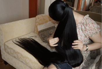 Tips Alami Agar Rambut Hitam dan Indah