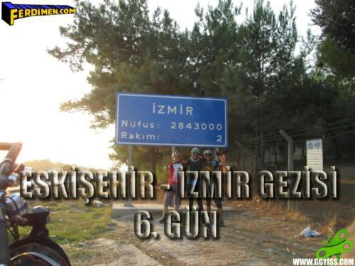 2014/10/09 Frig & Lidya Turu 6. Gün (Manisa/Salihli - İzmir)