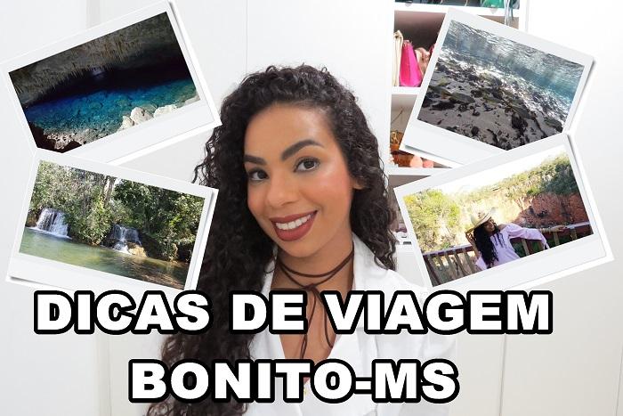 DICAS DE VIAGEM BONITO-MS