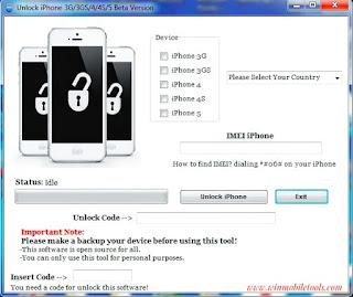 iPhone Unlock Toolkit V1.1.0 Latest Setup Free Download