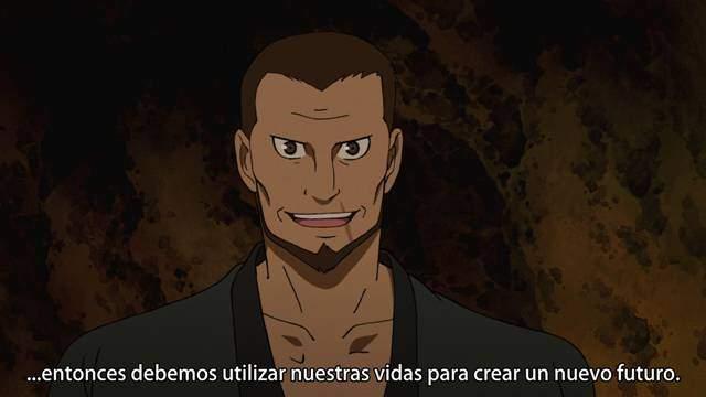 Fullmetal Alchemist La Estrella Sagrada de Milos 720p HD Subtitulos Español Latino 2011