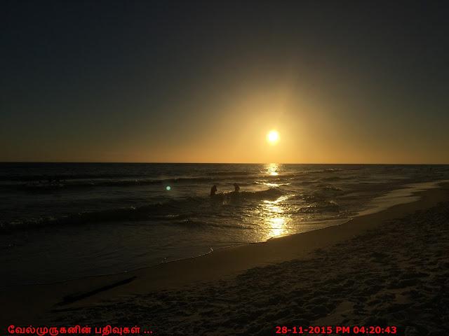 Florida Destin Beach - White Sand Beach