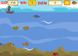Chơi game câu cá đại dương 2 thú vị
