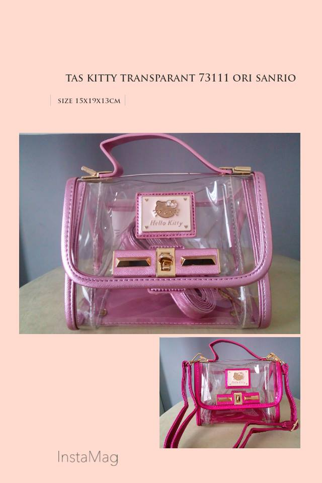 5ee59415cab7 Tas Hello Kitty Pink Cute - Daftar Harga Terbaru   Terlengkap Indonesia
