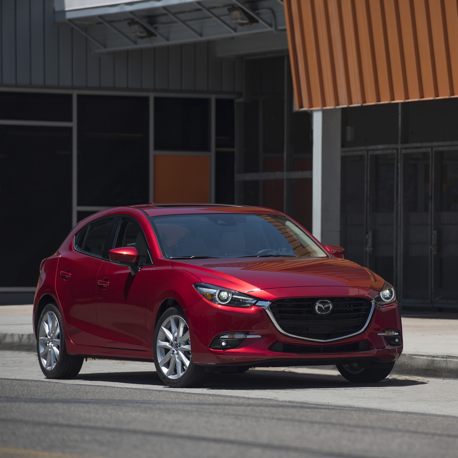 2017 Mazda3 Gets Subtle Updates Including G-Vectoring