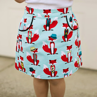 Potato Chip Skirt Pattern
