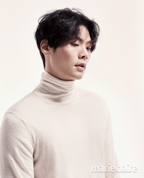 Daniel Choi Marie Claire Korea 2017 December Sunshineemine