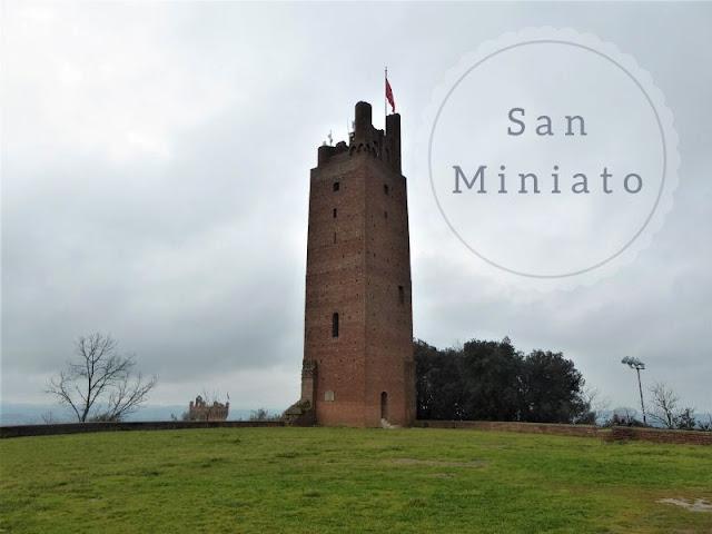 Cosa vedere a San Miniato: la rocca di Federico II