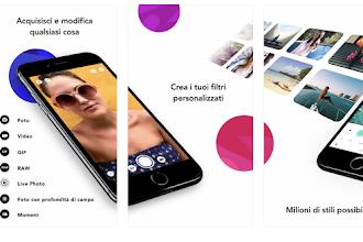 OGGI GRATIS: una delle migliori App non solo per ritoccare foto (ma anche video, Gif animate ecc)