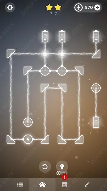 Laser Overload [Intermediate] Level 3-7 Solution, Walkthrough, Cheats