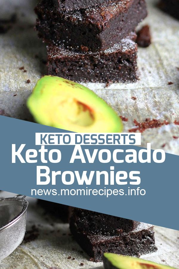Keto Avocado Brownies | dessert, dessert recipes, easy dessert recipes, easy desserts, dessert dishes, desserts to make, desserts recipes, easy baking recipes, easter desserts, easy desserts to make, dessert ideas, holiday desserts, quick and easy desserts, quick desserts, healthy desserts, simple desserts, fruit desserts, yummy desserts. #ketodesserts #ketoavocado #brownies #dessertrecipes #ketorecipes