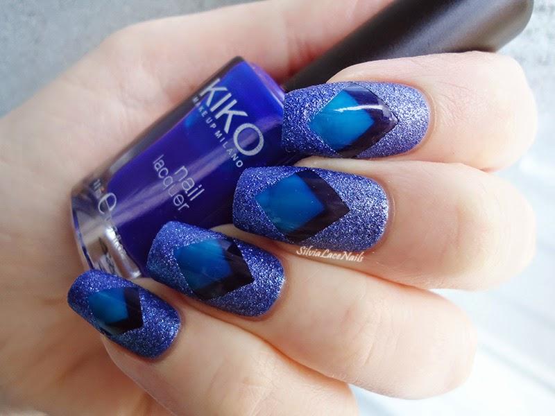 Squevron Blu