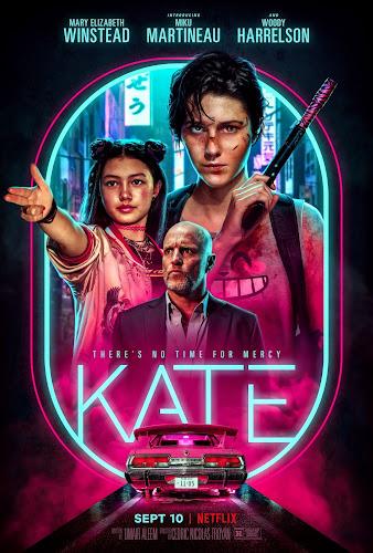 Kate (Web-DL 1080p Dual Latino / Ingles) (2021)