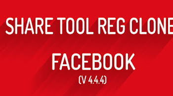 Share Tool Reg Clone Facebook Nhiều Chức Năng (Update V 4.4.4)