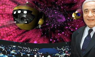 «Μηνύματα από το σύμπαν»  Σάββατο στον Πύργο - Τι είπε στο IONION FM ο διακεκριμένος αστροφυσικός Διονύσης Σιμόπουλος