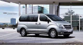Tampilan Hyundai H1