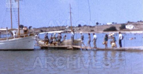 Πόρτο Χέλι 1963: Βουβό φιλμ από την παραλία στην Κόστα (βίντεο)