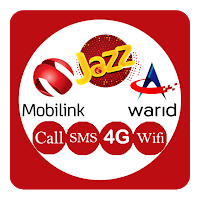 Jazz Warid Packages App