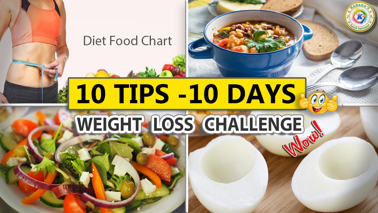 Tips For Weight Loss At Home How To Lose Weight In 10 Days
