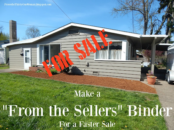 """How to Make a """"From the Owners"""" Binder When Selling Your Home"""