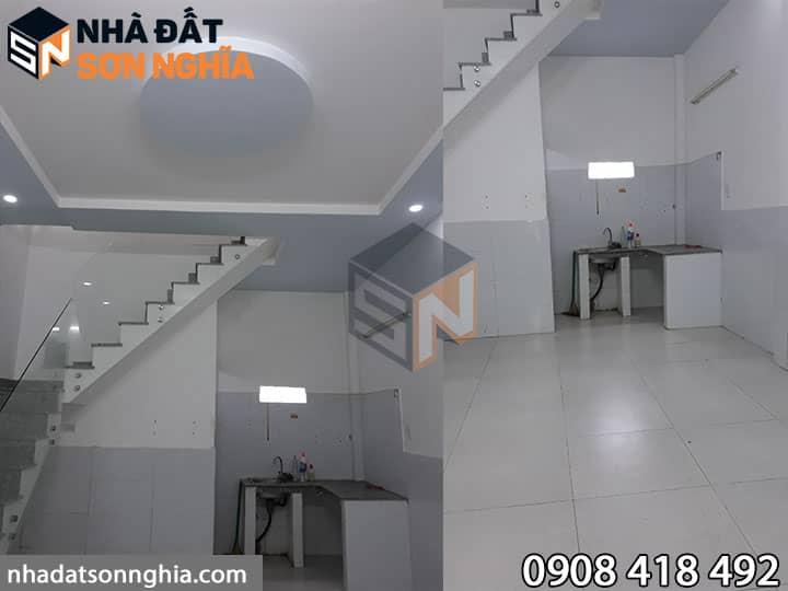 Bán nhà giá rẻ Gò Vấp đường Phạm Văn Chiêu P9