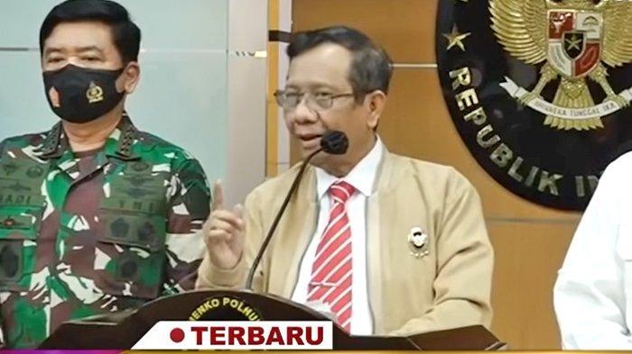 Jejak Mahfud MD: Dulu Anggap Habib Rizieq Dicari-cari Kesalahan, Lalu Bubarkan FPI dan Kini Izinkan Lagi