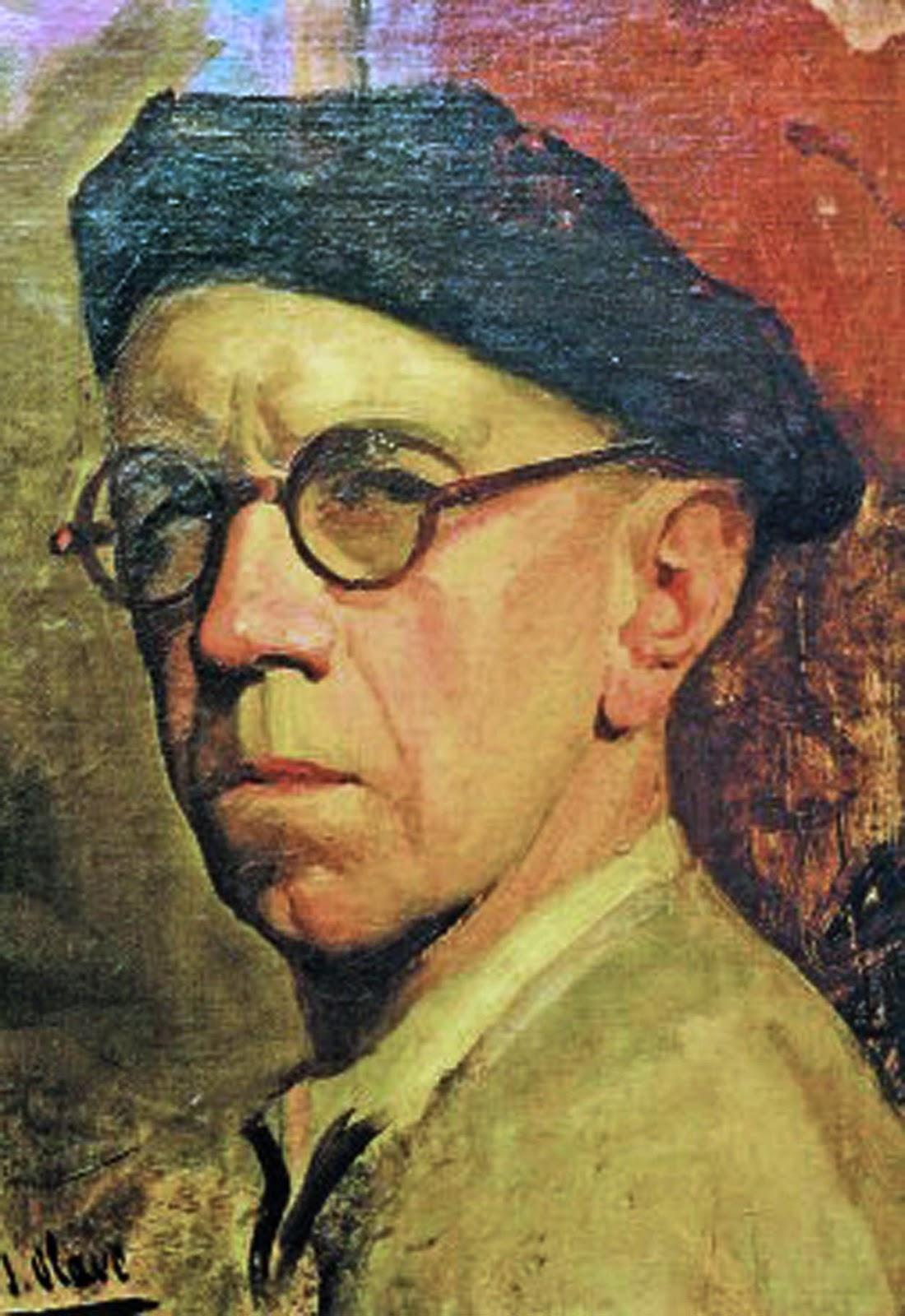 Jacinto Olave, Galería de autorretratos, Pintor español, Pintura española, Pintores Realistas Españoles, Galería de retratos Figurativos, Pintor Jacinto Olave