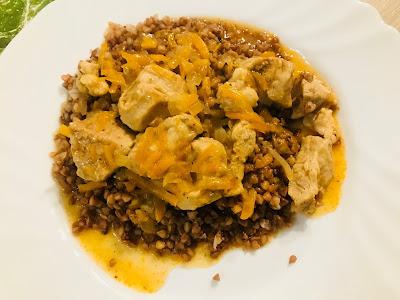 Gulasz wieprzowy z szynki - tradycyjny