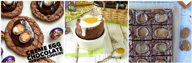 Ideas for Creme Eggs