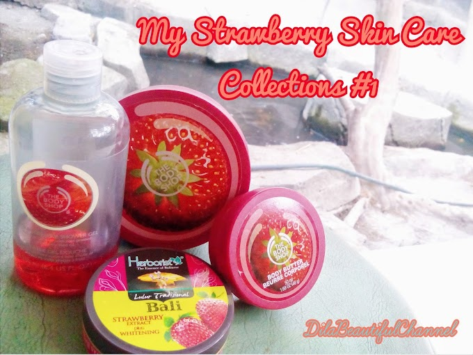 My Strawberry Skin Care Collections