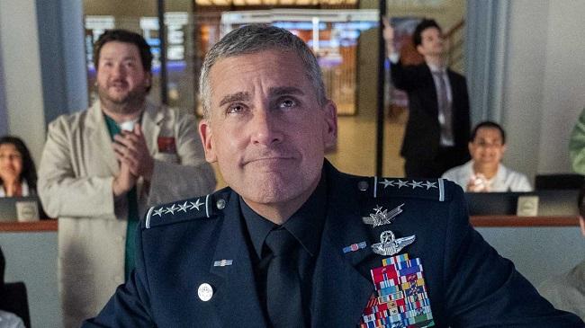 Space Force/Netflix/Reprodução