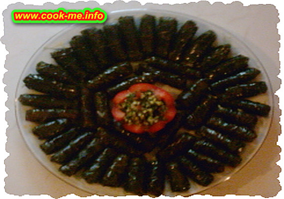 Stuffed Vine Leaves in Oil