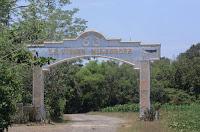 Sinait Welcome Arch Ilocos Norte Philippines