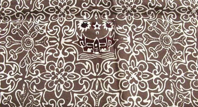 42 Motif Batik Minang dipatenkan