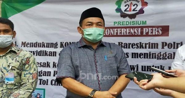 Ketua PA 212 ke Komnas HAM, Mengajukan Permintaan kepada Jokowi