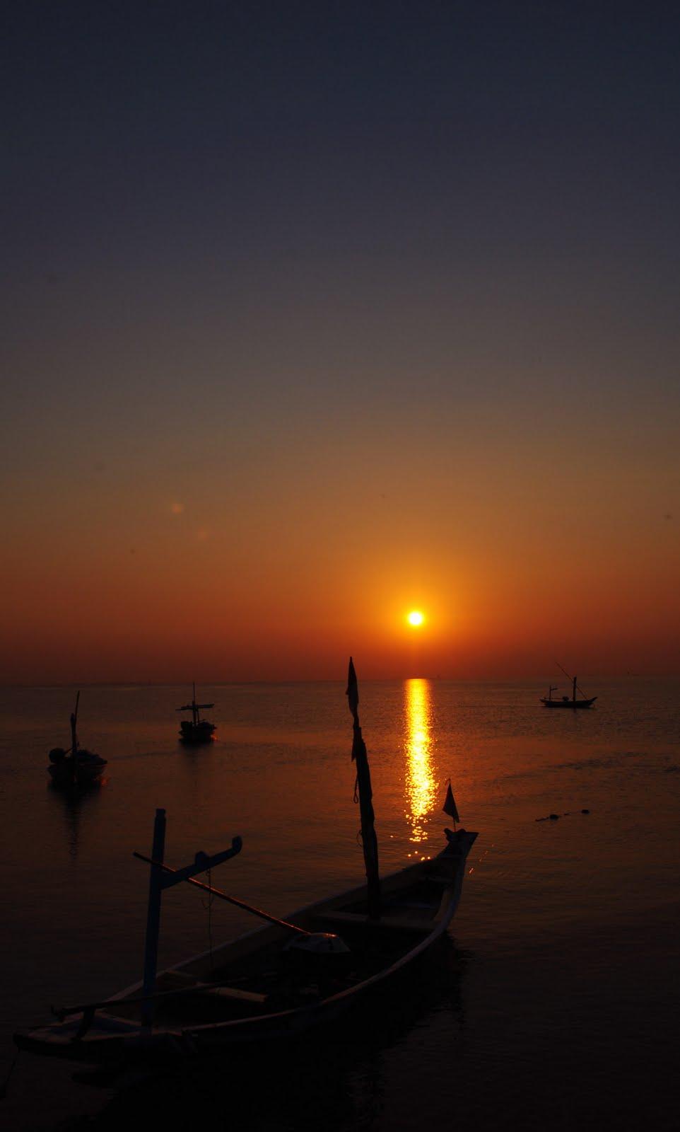 Manfaat Sinar Matahari Untuk Nelayan