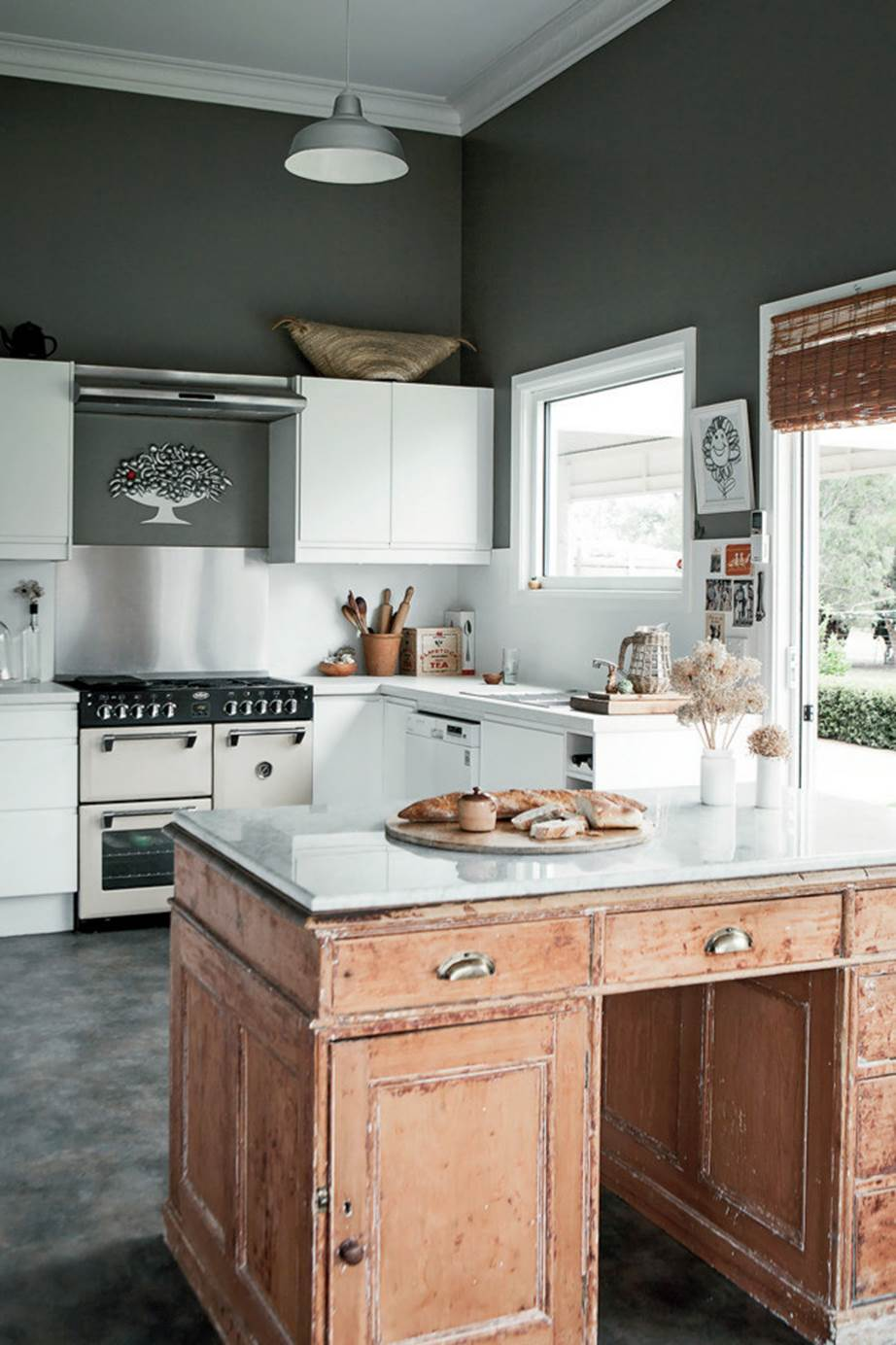 20 Country Kitchen Table Decor Ideas – Luvne.com