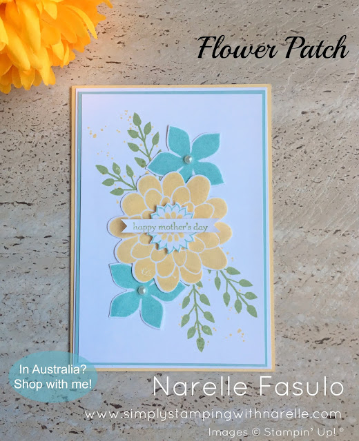 Flower Patch - Simply Stamping with Narelle - shop here - https://www3.stampinup.com/ecweb/default.aspx?dbwsdemoid=4008228