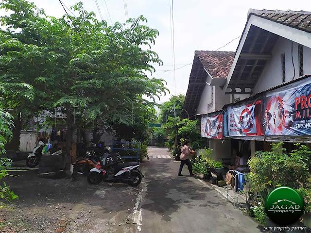 Tanah Strategis di Bener, Kota Jogja