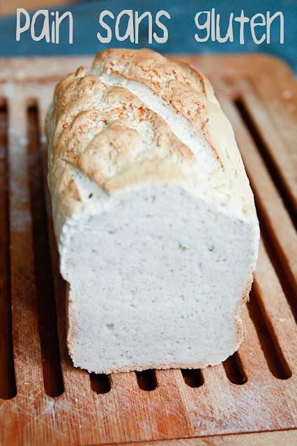 Un flo de bonnes choses pain sans gluten - Faire du pain sans gluten ...